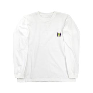 かわっち(川口市非公認キャラ)のかわっち2017-15 Long Sleeve T-Shirt