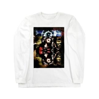 4市街 Long sleeve T-shirts