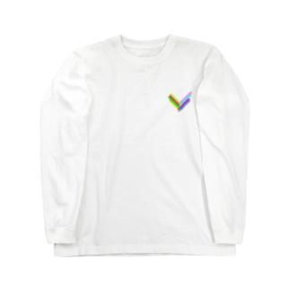 矢 Long sleeve T-shirts