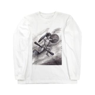 タイの妖怪「ピーガハン」 Long Sleeve T-Shirt