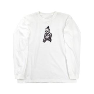 タイの妖怪「クマーントーン」ミニ Long Sleeve T-Shirt