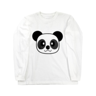 タンタンBタイプ Long sleeve T-shirts