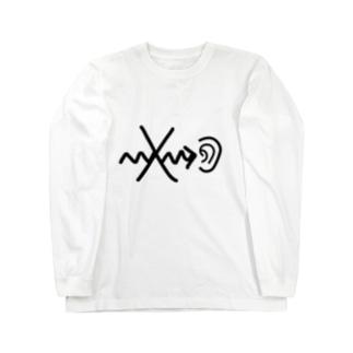 ナンチョウズ Long sleeve T-shirts