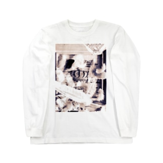 セピア色の宝物 Long sleeve T-shirts