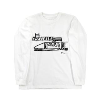 E2系 再び Long sleeve T-shirts