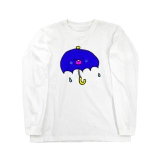 matsunomiのあめふり Long sleeve T-shirts