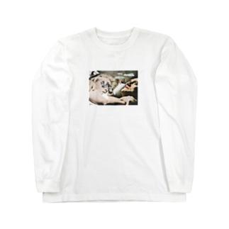 億劫 Long sleeve T-shirts