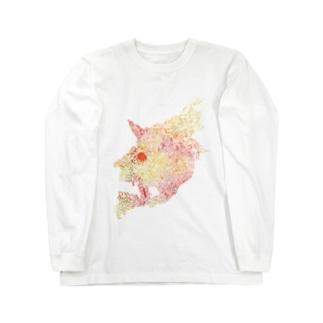 妖髑髏グッズ第二弾 Long sleeve T-shirts