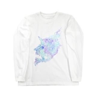 妖髑髏グッズ第三弾 Long sleeve T-shirts