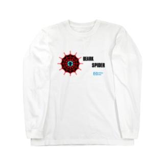 あらしまやメダカ公式BEAK SPIDER Long Sleeve T-Shirt