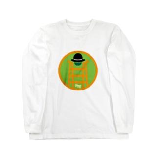 パ紋No.3087 みゆき Long sleeve T-shirts