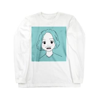 存在がみゅと Long sleeve T-shirts
