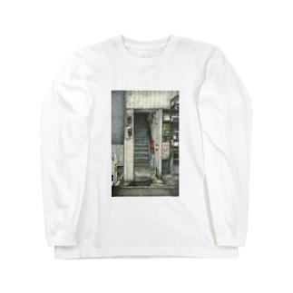 清澄白河 Long sleeve T-shirts