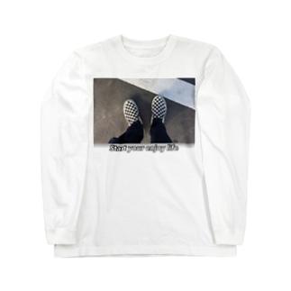 start your enjoy life Long sleeve T-shirts