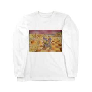 タム Long sleeve T-shirts
