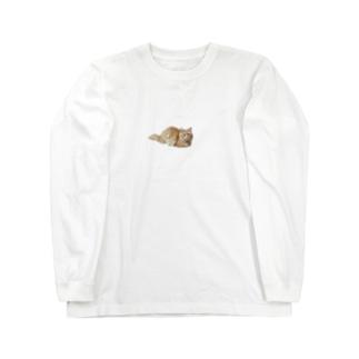 うちの暴君。 Long sleeve T-shirts