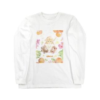 【KAMAP】杏トリオ Long Sleeve T-Shirt