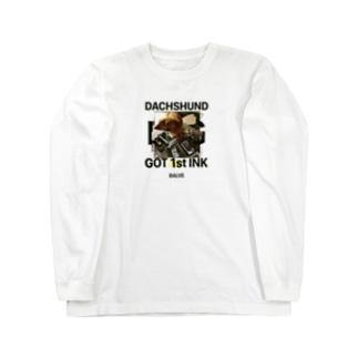 got 1st ink Long sleeve T-shirts