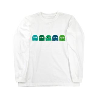 ベーシック煩悩ズ Long sleeve T-shirts