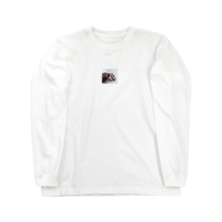 noriwoiのペアブレスレット レザー 刻印可能 チタンペアブレスレット イタリア製本革 誕生日プレゼント Long sleeve T-shirts