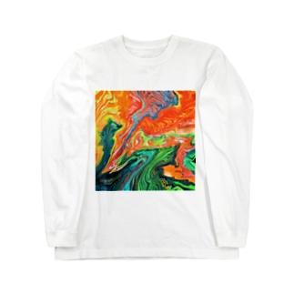 炎渦_202110 Long Sleeve T-Shirt