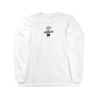 NEWYORKボーイ Long sleeve T-shirts