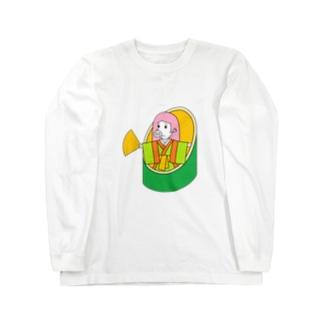 武竹取物語(ぶたけとりものがたり) Long Sleeve T-Shirt