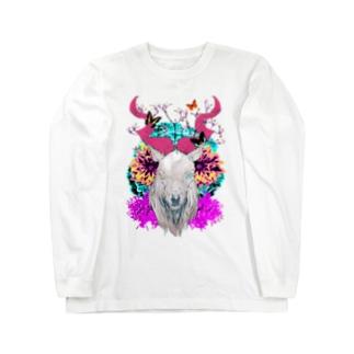 【ネマレ屋】マーコール02 Long sleeve T-shirts