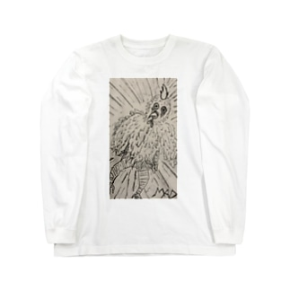 MAD鳥人 Long sleeve T-shirts