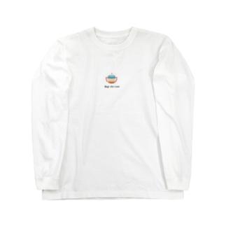麦茶Lover Long sleeve T-shirts