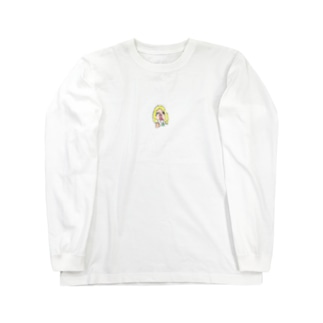 ピース Long sleeve T-shirts