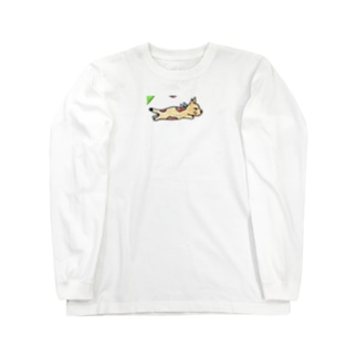 そらとぶねこ Long Sleeve T-Shirt