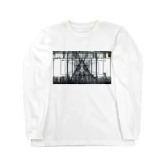 L∀N prototype Long sleeve T-shirts