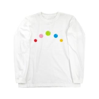 BUBBLE Long sleeve T-shirts