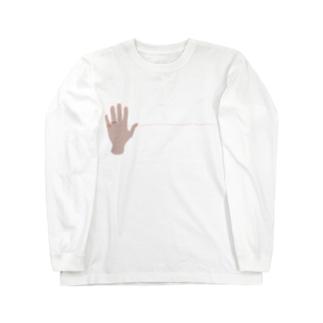 運命の赤い糸くん Long Sleeve T-Shirt