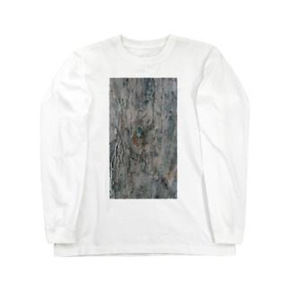 ミンミンゼミ Long sleeve T-shirts