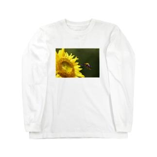 ハチぶーん Long Sleeve T-Shirt