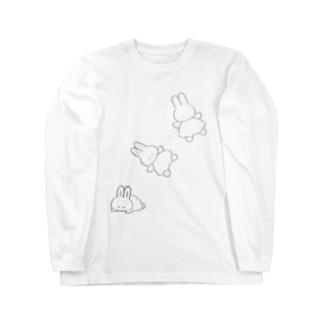 ごろごろ Long sleeve T-shirts
