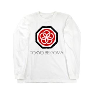 TOKYO BEIGOMA LOGO Long sleeve T-shirts