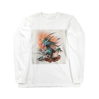 火乃粉渡リ (Sparks passenger) Long Sleeve T-Shirt