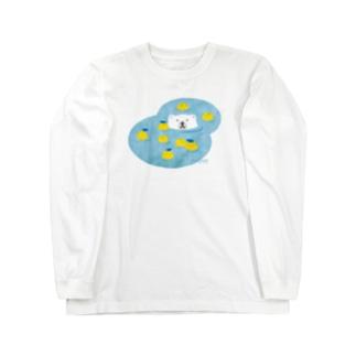 柚子湯 Long Sleeve T-Shirt