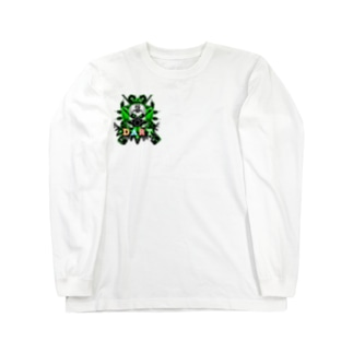 DARTグッズ Long sleeve T-shirts