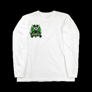Games abetti Twitte❗のDARTグッズ Long sleeve T-shirts