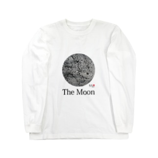 THE MOON-Nijimaro Long sleeve T-shirts