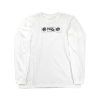 ビールタイム Long Sleeve T-Shirt