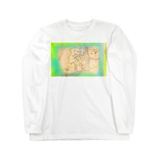 shirotaro-夏の終わりに- Long sleeve T-shirts