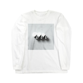 3DグラフィックL/S Long sleeve T-shirts