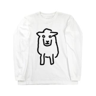 親ひつじ Long Sleeve T-Shirt