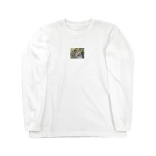 豹柄 Long sleeve T-shirts