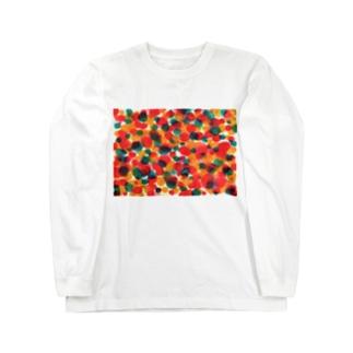 秋 autumn Long sleeve T-shirts